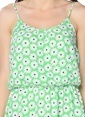 Vero Moda Askılı Elbise  Yeşil